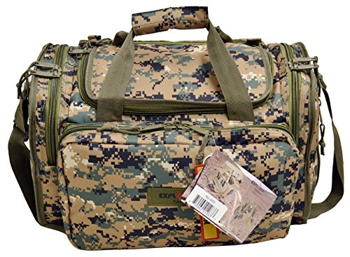 Shoulder Woodland Bag (Explorer Tactical Range Ready Bag 18-Inch Woodland Digital)