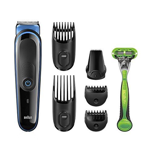 Braun Multi Grooming Kit MGK3040 - 7-in-1 Beard / Hair