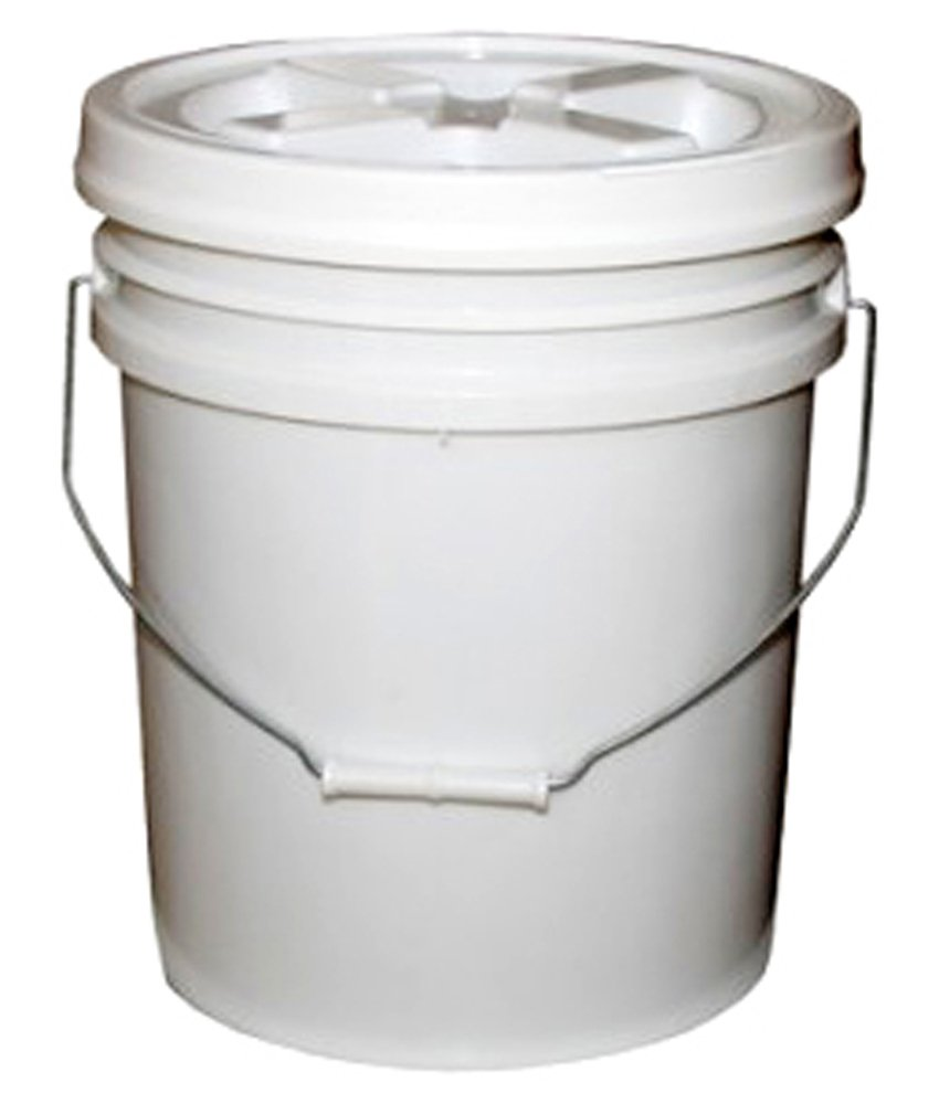 PC Products 640449 PC-Petrifier Water-Based Wood Hardener, 5 gal Pail, Milky White