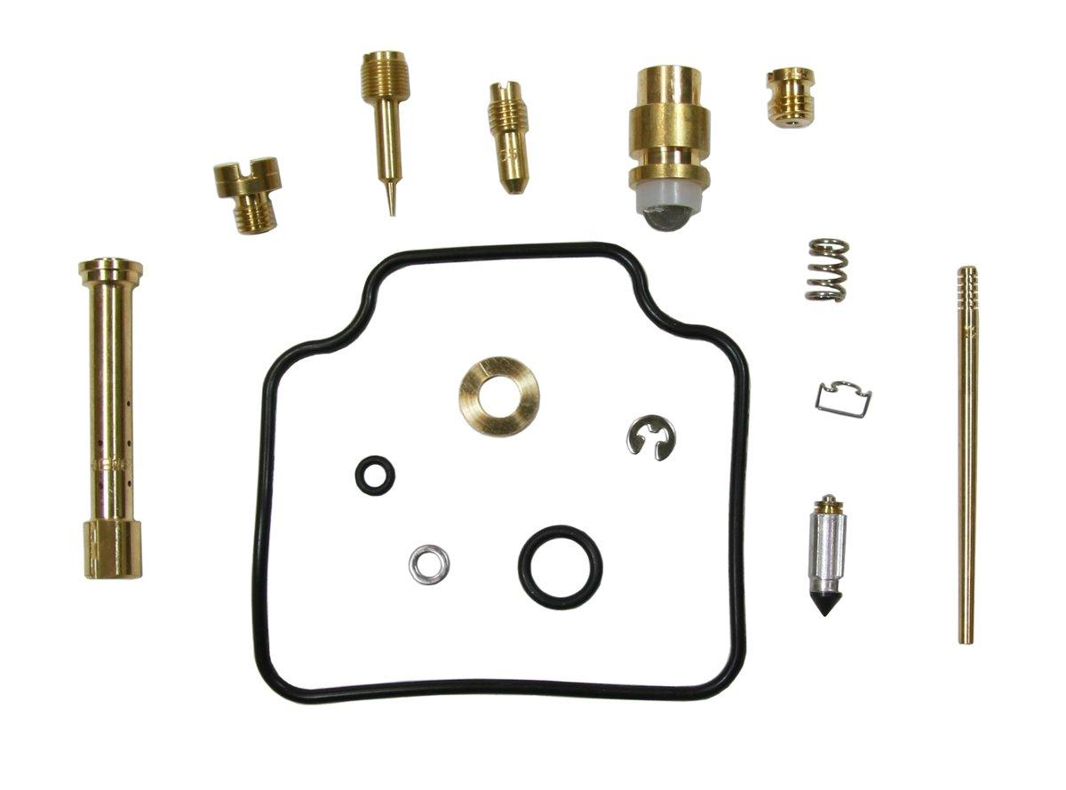 Amazon com factory spec at 07419 carb repair kit suzuki quadrunner 500 4x4 manual automotive