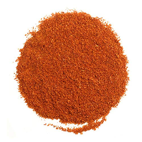Frontier Co-op Chili Peppers Ground, Cayenne 90,000 HU 1 lb. Bulk Bag (Cayenne Pepper Frontier)