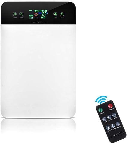 Purificador de aire inteligente para el hogar Habitación grande ...