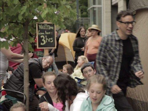 Portlandia: The Brunch - Edition Special Oakleys