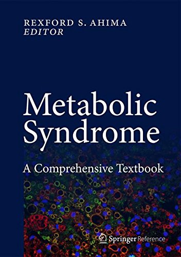 Metabolic Syndrome: A Comprehensive Textbook