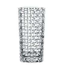 Nachtmann Dancing Stars Bossa Nova 11-Inch Lead Crystal Vase by Nachtmann - The Life Style Divison of Riedel Glass Works