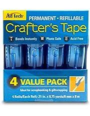 Adtech Crafters Tape 4pk Runner #05603