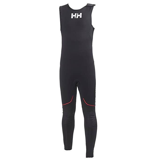 Helly Hansen Wet Suit Salopette - Traje Unisex, Color Negro ...