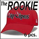Baseball Cap Display; Wall Mounted Hat