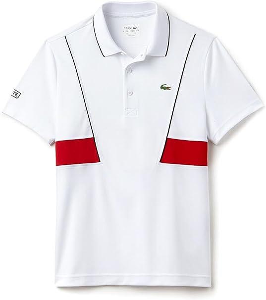 Lacoste Sport – Polo de Tenis para N. Djokovic Manga Corta, Color ...