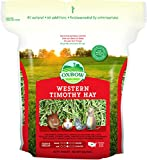 baby pig food - Oxbow Animal Health Western Timothy Hay for Pets, 15-Ounce