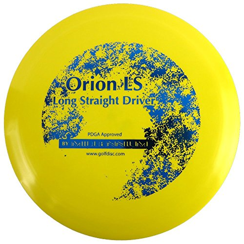 Millennium Orion LS Driver Golf Disc [Colors May Vary] - 170-172g ()