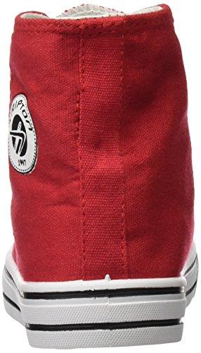 rosso West Red Taglia Alta Nero Scarpe 44 Kripton 7q50YY
