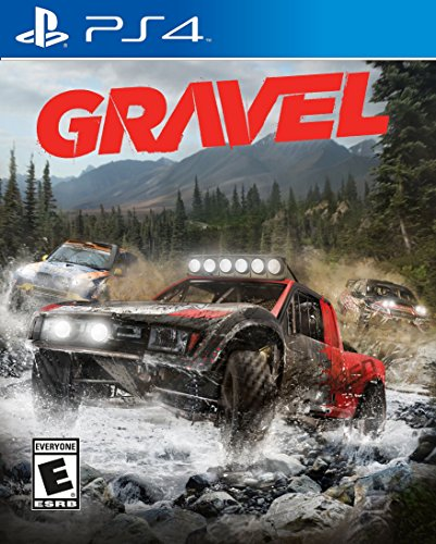 - Gravel - PlayStation 4