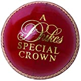 Dukes Special Crown 'A' Cricket Ball - Mens, Red