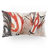 Society6 Okami Amaterasu Ink Pillow Sham King (20'' x 36'') Set of 2