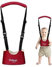 Vicloon Bretelle / Redini Primi Passi, Bretelle di Sicurezza per Bambino Sostegno Portatile, per Aiutarlo a Camminare Cintura Protettiva