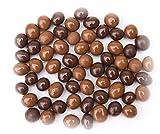 SweetGourmet Chocolate Covered Espresso Coffee Beans | Dark & Milk Mix | 1