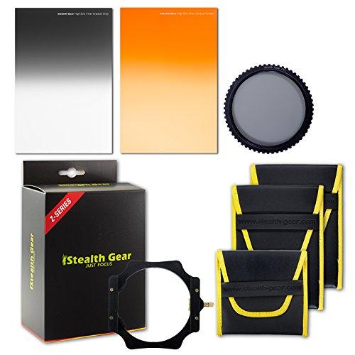 Stealth Gear Wide Range Pro Landscape Filter Kit - Grey