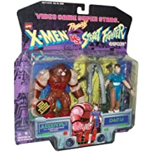 Video Game Super Stars Presents: X-Men Vs Street Fighter: Juggernaut Vs Chun-Li