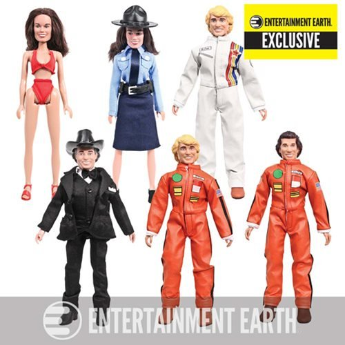 Dukes of Hazzard 8-Inch Action Figure Set - EE Exclusive -