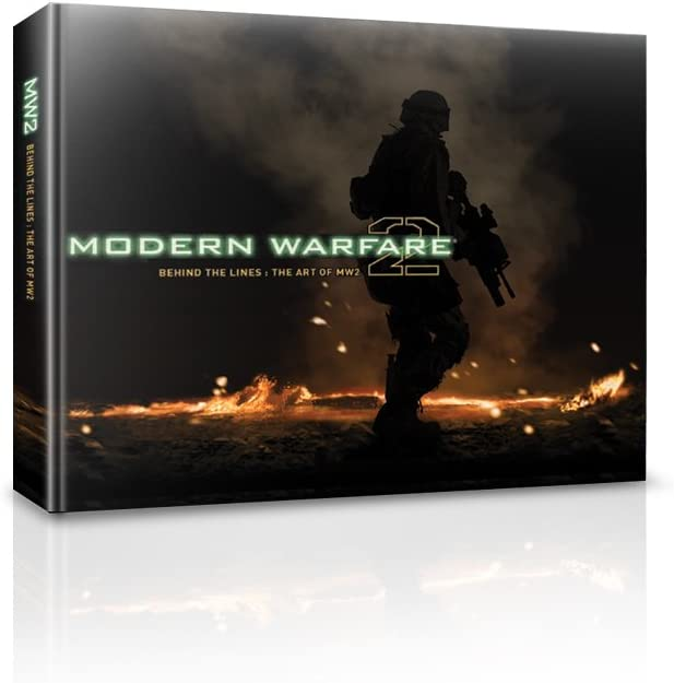Amazon com: Call of Duty: Modern Warfare 2 Prestige Edition