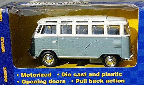 VOLKSWAGEN VW BUS TRUCK Power Racer #21094 in 1:43 Scale or Lionel O/O27 COMPATIBLE Diecast Metal (Volkswagen Truck Bus)