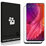 REALIKE® Mi Mix 2 Screen Protector, 3D Touch 9H Full Coverage HD Clear Tempered Glass for Mi Mix 2 (Black)
