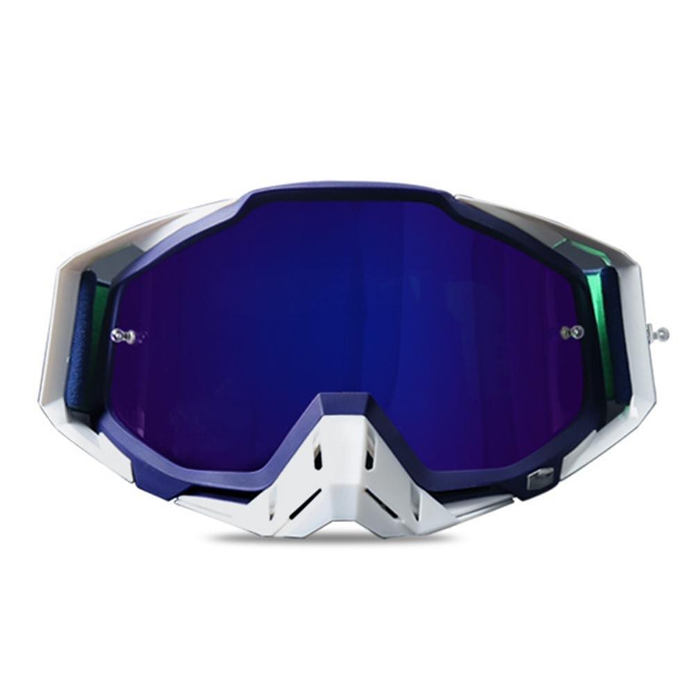 Outdoor-Reiten Polarisierte Gläser Winter Sport Anti-UV-Ski Sonnenbrillen Motorrad Winddicht Brille für Mann und Frauen