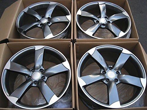 used audi rims - 1