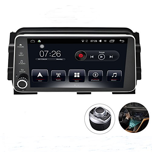 (Android 6.0.1 Car DVD Player Nissan Kicks/Micra 2017 GPS Navigation System Carplay/Bluetooth/Dual-Zone Navi/Mirror Link)