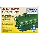 Fish Mate 1200GUV Gravity UV+Bio Pond Filter