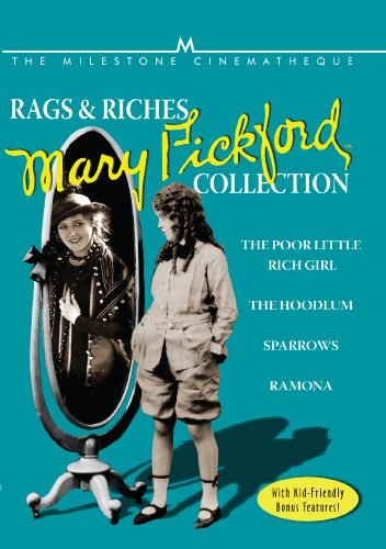 Boxed White Rag (Rags & Riches Collection: The Films of Mary Pickford)