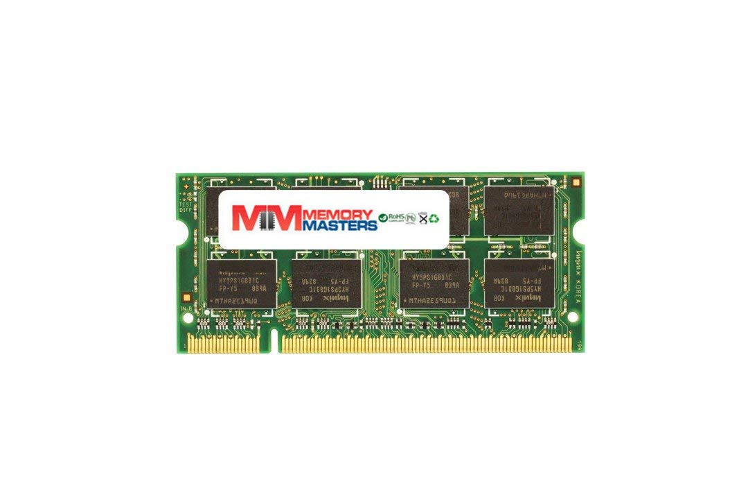 4GB Memory Upgrade for HP Business Notebook 6535B DDR2 PC2-6400 800MHz SODIMM RAM (MemoryMasters)