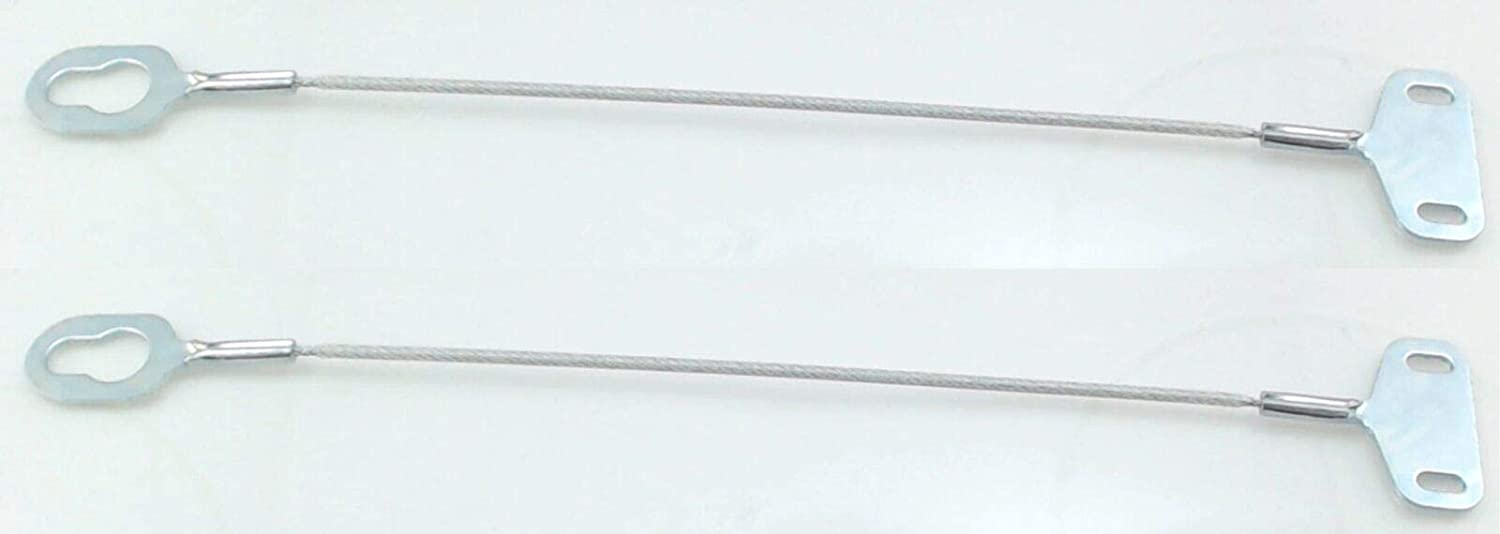 WD7X14, Dishwasher Door Cable Set, 2 Pack, replaces GE, Hotpoint