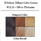 Il Salone Milano Permanent Hair Color Cream - 12.11