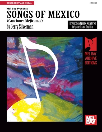 Mel Bay Songs of Mexico ()
