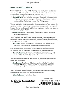 Smart Growth: Building an Enduring Business by Managing the Risks of Growth (Columbia Business School Publishing) from Columbia University Press