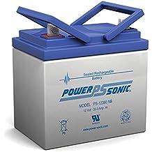 Powersonic 12V 35AH Battery for PW-4X4Q Stair Climbing WheelChair