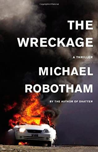 book cover of The Wreckage