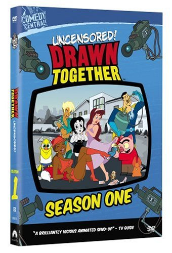 DVD : Abbey McBride - Drawn Together: Season One (Full Frame)