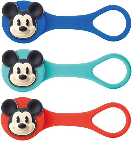 Bone Collection Q cable corbatas/cable Organizador, Disney Mickey ...