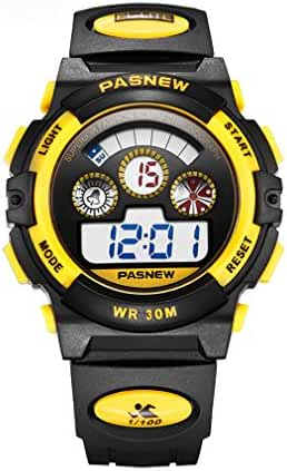 Digital Sports Swimming Watch for Boys Girls Ages 4-10