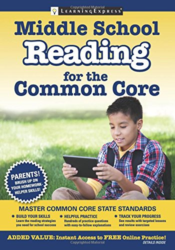 Download Middle School Reading for the Common Core ebook