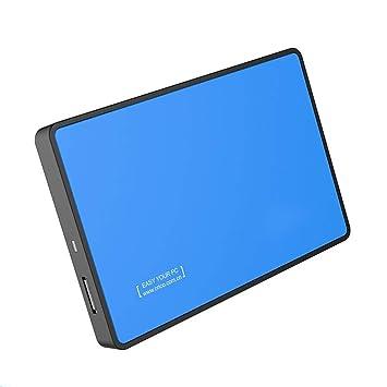 USB de disco duro SATA 3.0 de alta velocidad de la vivienda un ...