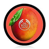 The Body Shop Mango Body Butter, Softening Body Moisturizer, 6.75 Oz.