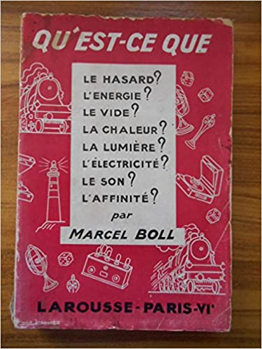 Serres M., Picq P., Vincent J.-D.