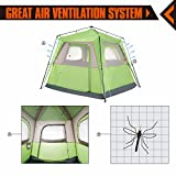 KingCamp-Easy-Up-Double-Layer-Multi-Purpose-3-4-Person-UPF-50-Breathable-Waterproof-Canopy-Camping-Tent