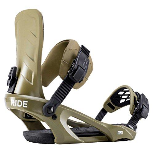 Ride KX Snowboard Bindings 2019 - Large/Olive -  R1804007026