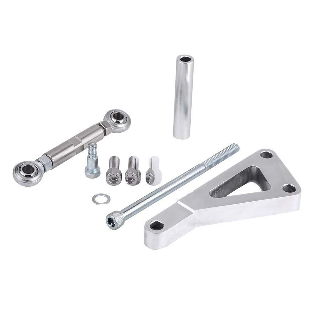 Aluminum Alternator Bracket Kit for Chevy SBC Small Block Engine 350 Keenso