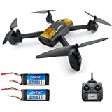 Goolsky Original JJR/C H55 Tracker 2.4G 720P Camera Wifi FPV GPS Positioning Altitude Hold RC Quadcopter w/ Two Batteries